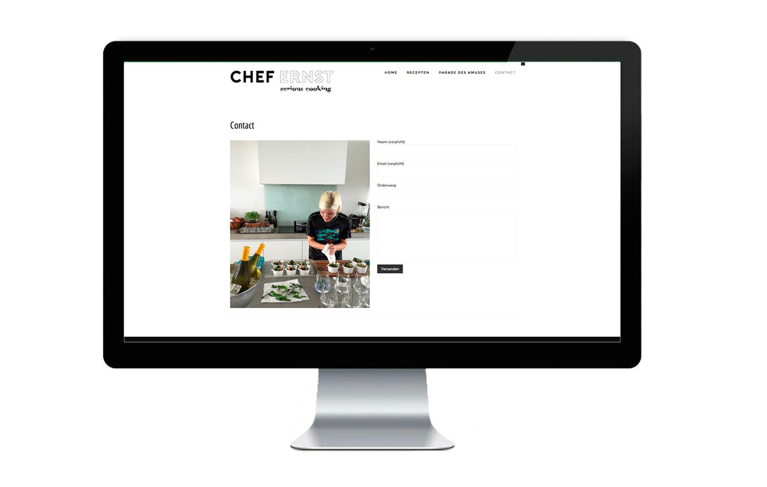Chef-Ernst-serious-cooking-website-contact-Studio-Ernst