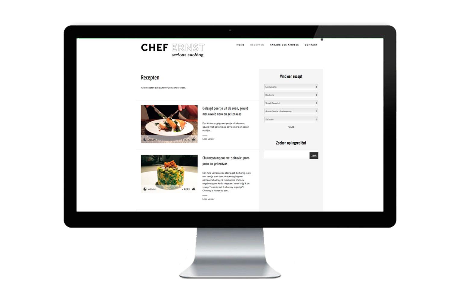 Chef-Ernst-serious-cooking-website-recepten-Studio-Ernst