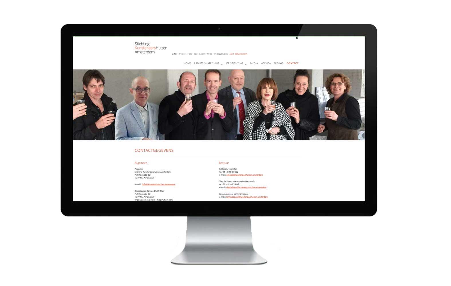 StudioErnst-KunstenaarshuizenAmsterdam-contact-website