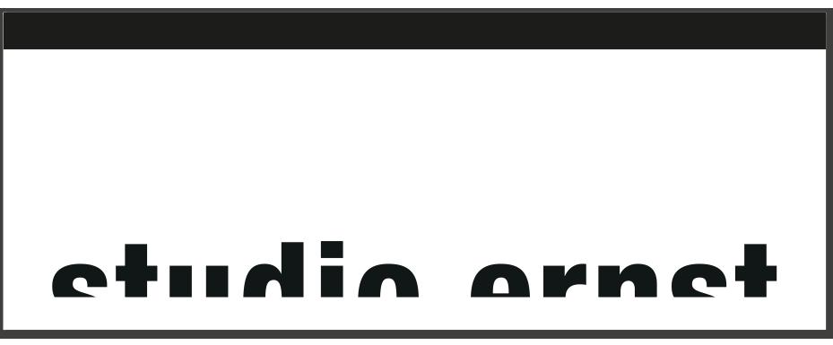 Logo Studio Ernst