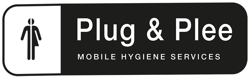 Logo Plug and Plee Mobile Hygiene Services