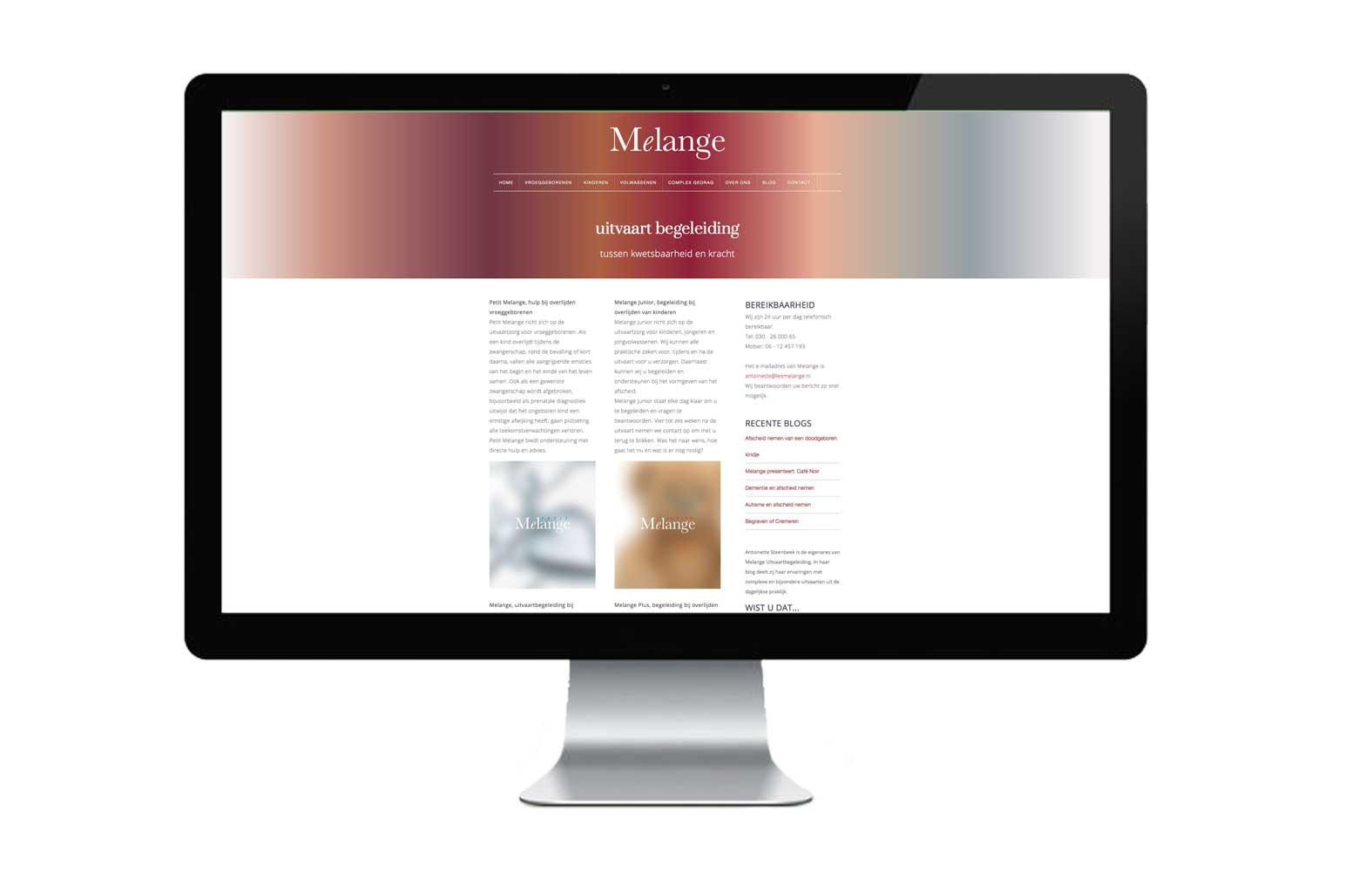 StudioErnst-Melange-Uitvaartbegeleiding-website